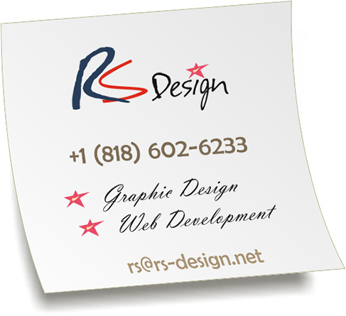 Websites and graphic design in Los Angeles